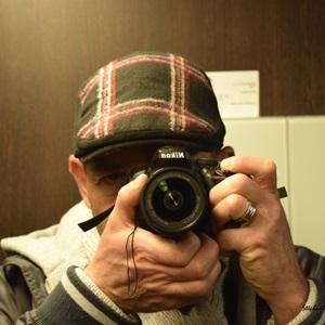 Shooting photo proximité de Saint-Etienne avec Stéphane
