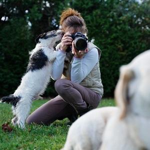 Shooting photo à Dreux avec Nathalie