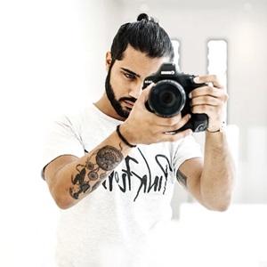 Shooting photo à Paris avec mehdi