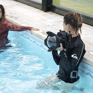Shooting photo à Capbreton avec Agnes