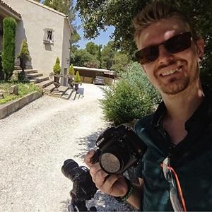 Shooting photo à Aix-en-provence avec cyril