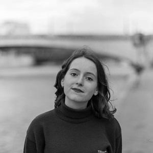 Shooting photo proximité de Paris 14ème avec Marie-Bénédicte