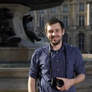 Shooting photo à Bordeaux avec Stéphen