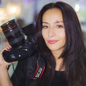 Shooting photo proximité de Paris 14ème avec mariem  de saintk