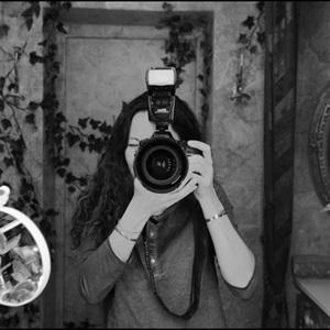 Shooting photo à Montpellier avec Christelle