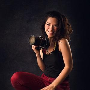 Shooting photo proximité de Rezé avec Camille