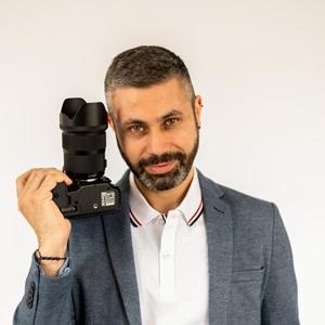 Shooting photo à Lyon avec Richard